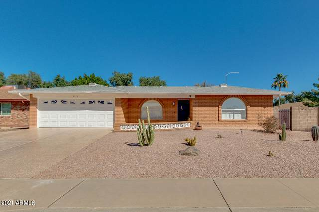 8342 E Kilarea Avenue, Mesa, AZ 85209 (MLS #6203617) :: Zolin Group