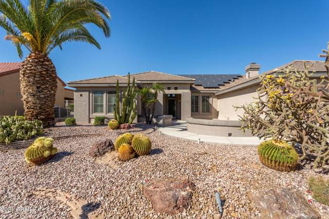 17331 N Stone Haven Drive, Surprise, AZ 85374 (MLS #6203622) :: Long Realty West Valley