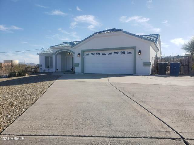 1055 N 328TH Avenue, Wickenburg, AZ 85390 (MLS #6203624) :: Kepple Real Estate Group
