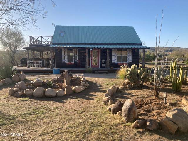 36280 S Rincon Road, Wickenburg, AZ 85390 (MLS #6203628) :: The Garcia Group