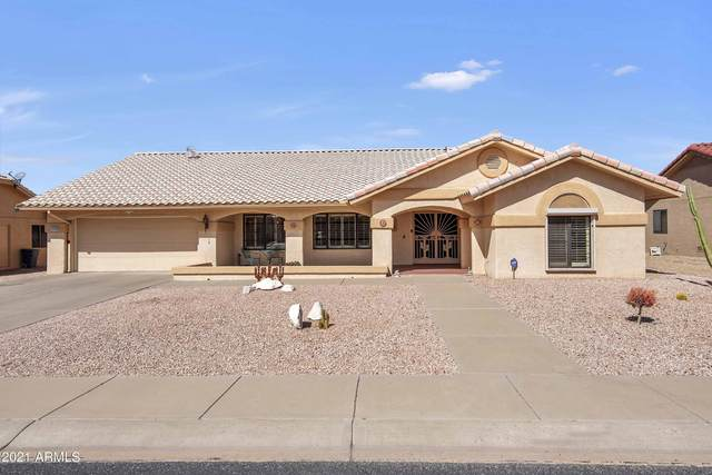12326 W Fieldstone Drive, Sun City West, AZ 85375 (MLS #6203650) :: Yost Realty Group at RE/MAX Casa Grande