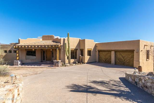 39775 N 50TH Street, Cave Creek, AZ 85331 (MLS #6203664) :: The Ellens Team
