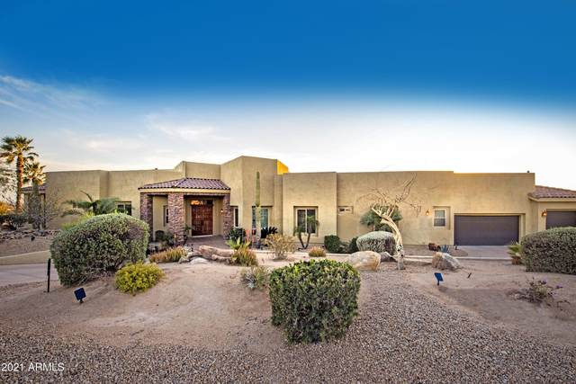 16621 E Greenbrier Lane, Fountain Hills, AZ 85268 (MLS #6203683) :: CANAM Realty Group