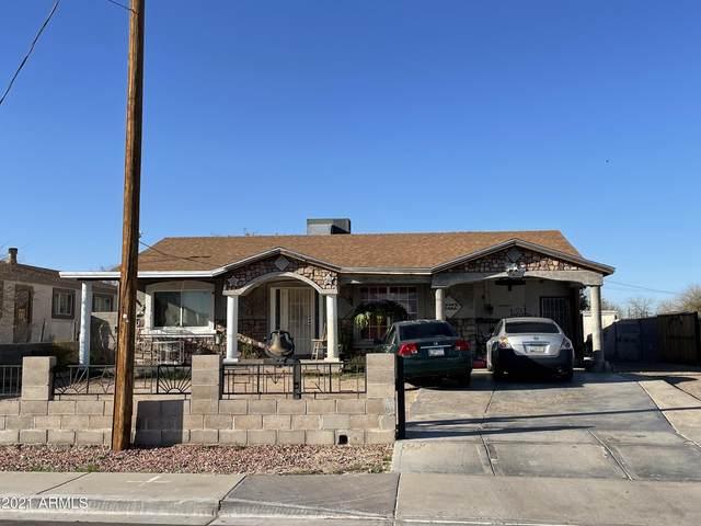 12732 W Elwood Street, Avondale, AZ 85323 (MLS #6203700) :: The Garcia Group
