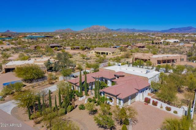 14224 E Gamble Lane, Scottsdale, AZ 85262 (MLS #6203703) :: John Hogen | Realty ONE Group