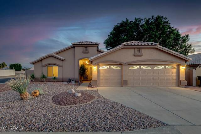 7749 E Covina Street, Mesa, AZ 85207 (MLS #6203708) :: The Dobbins Team