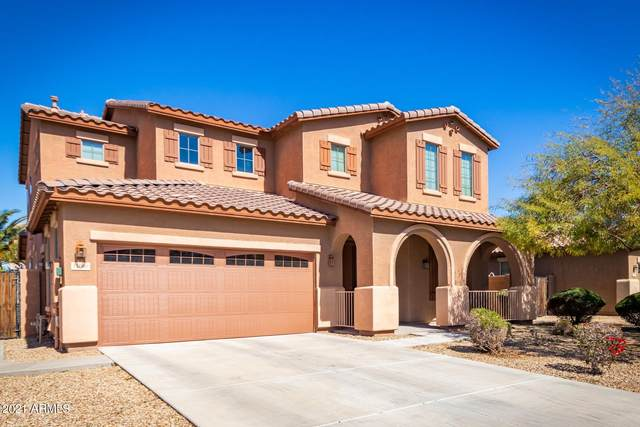 15080 W Glenrosa Avenue, Goodyear, AZ 85395 (MLS #6203729) :: Devor Real Estate Associates