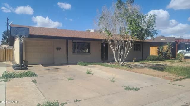 3450 N 48TH Drive, Phoenix, AZ 85031 (MLS #6203742) :: Nate Martinez Team