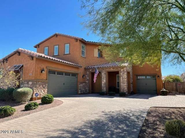 1165 E Kingbird Drive, Gilbert, AZ 85297 (MLS #6203770) :: Zolin Group
