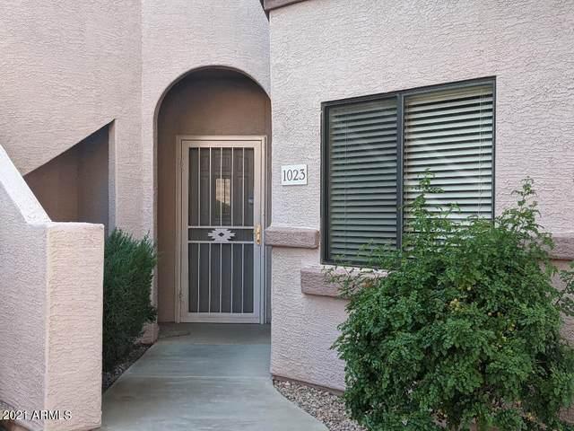 9455 E Raintree Drive #1023, Scottsdale, AZ 85260 (MLS #6203773) :: CANAM Realty Group