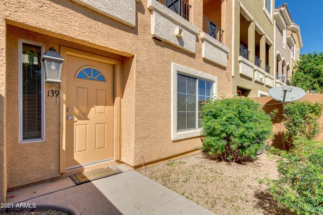 22125 N 29TH Avenue #139, Phoenix, AZ 85027 (MLS #6203792) :: Zolin Group