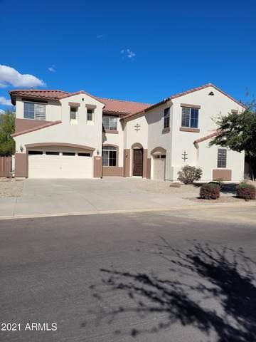 18750 E Reins Road, Queen Creek, AZ 85142 (MLS #6203803) :: Zolin Group