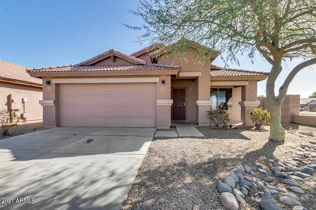 1275 S 158TH Avenue, Goodyear, AZ 85338 (MLS #6203822) :: Long Realty West Valley