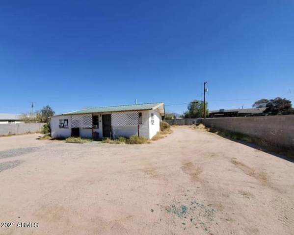 711 S Meridian Road, Apache Junction, AZ 85120 (MLS #6203837) :: Devor Real Estate Associates
