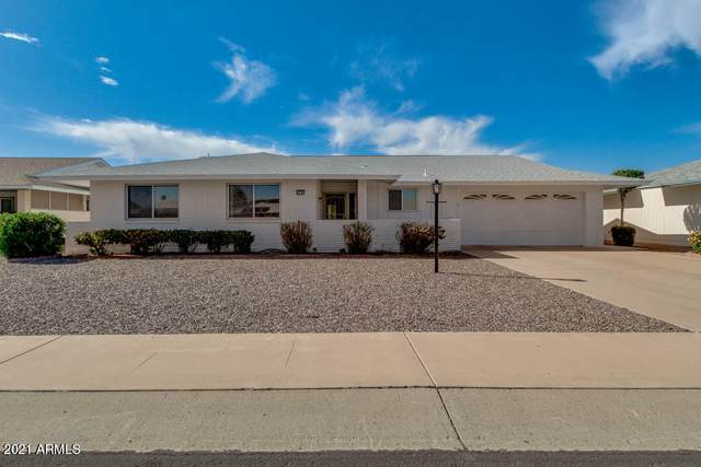 10542 W Kingswood Circle, Sun City, AZ 85351 (MLS #6203841) :: The Dobbins Team