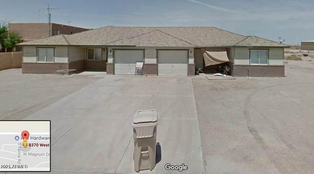 8370 W Serena Drive, Arizona City, AZ 85123 (MLS #6203895) :: Long Realty West Valley