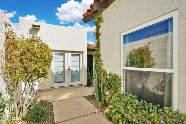 2561 N Miller Road, Scottsdale, AZ 85257 (MLS #6203903) :: Kepple Real Estate Group