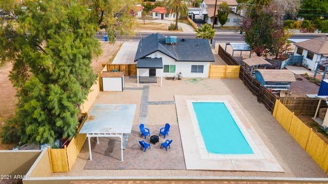 1307 E Campbell Avenue, Phoenix, AZ 85014 (MLS #6203916) :: Executive Realty Advisors