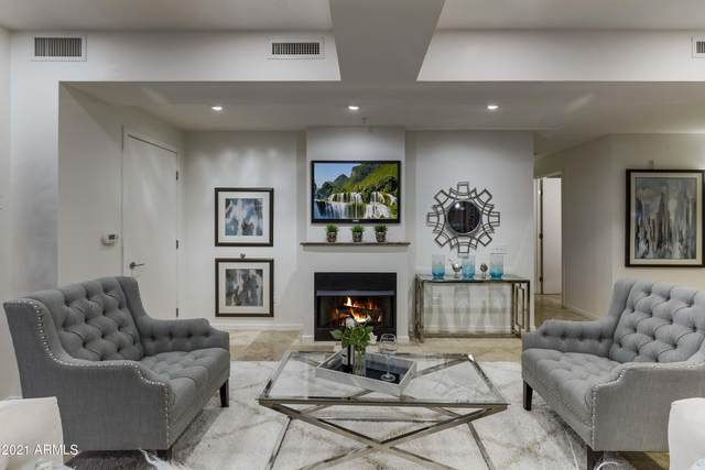 7141 E Rancho Vista Drive #1006, Scottsdale, AZ 85251 (MLS #6203949) :: The Laughton Team