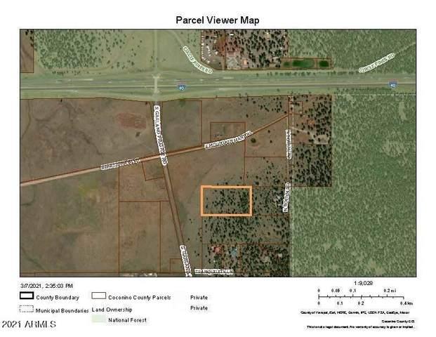 3220 Stellar Lane, Williams, AZ 86046 (MLS #6203950) :: The Riddle Group