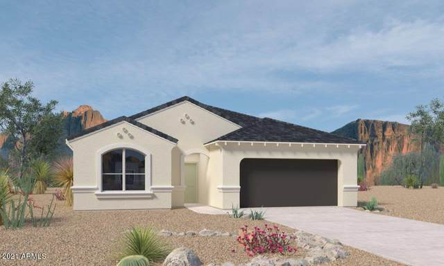 2043 S 46TH Street, Coolidge, AZ 85128 (MLS #6203973) :: Openshaw Real Estate Group in partnership with The Jesse Herfel Real Estate Group