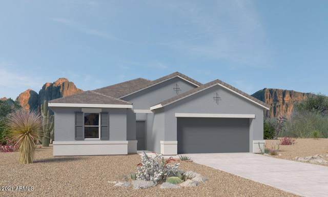 2026 S 46TH Street, Coolidge, AZ 85128 (MLS #6203975) :: Openshaw Real Estate Group in partnership with The Jesse Herfel Real Estate Group