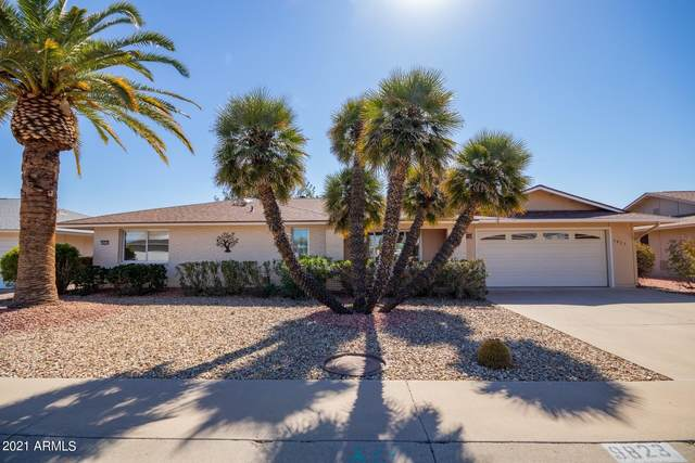 9823 W Branding Iron Drive, Sun City, AZ 85351 (MLS #6203983) :: Long Realty West Valley