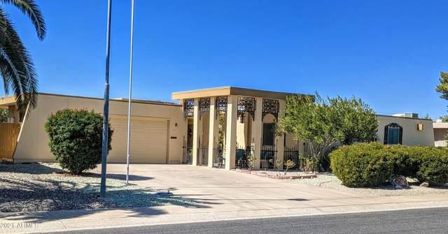 16406 N Desert Holly Drive, Sun City, AZ 85351 (MLS #6203996) :: Long Realty West Valley