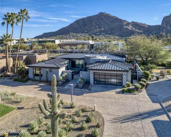 5434 E Lincoln Drive #6, Paradise Valley, AZ 85253 (MLS #6204005) :: Yost Realty Group at RE/MAX Casa Grande