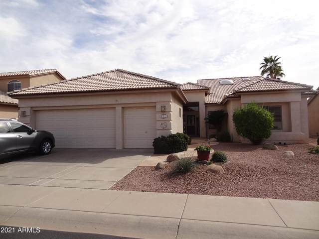 411 W Beechnut Place, Chandler, AZ 85248 (MLS #6204007) :: D & R Realty LLC