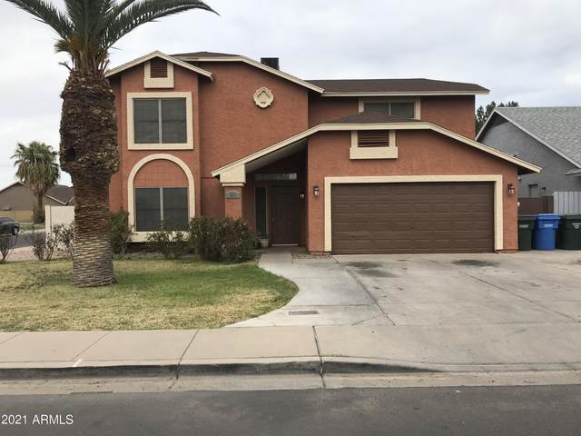 8834 W Windsor Avenue, Phoenix, AZ 85037 (MLS #6204009) :: D & R Realty LLC