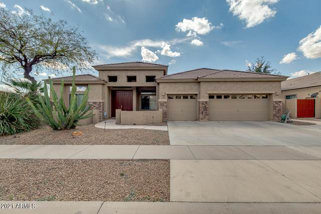 269 W Kingbird Drive, Chandler, AZ 85286 (MLS #6204010) :: D & R Realty LLC