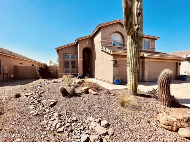 26822 N 41ST Street, Cave Creek, AZ 85331 (MLS #6204012) :: Executive Realty Advisors