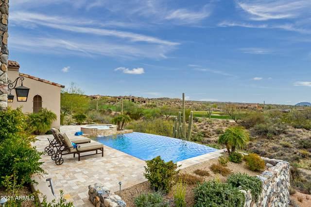 9728 E Honey Mesquite Drive, Scottsdale, AZ 85262 (MLS #6204120) :: CANAM Realty Group