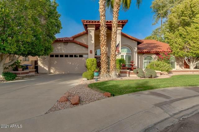 3618 E Woodland Drive, Phoenix, AZ 85048 (MLS #6204123) :: CANAM Realty Group