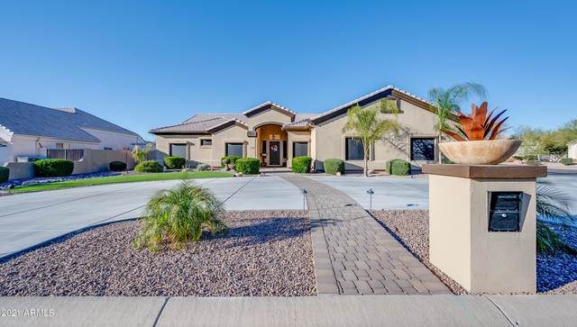 4532 W Soft Wind Drive, Glendale, AZ 85310 (MLS #6204142) :: CANAM Realty Group