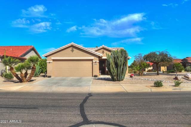 2446 E Malaga Drive, Casa Grande, AZ 85194 (MLS #6204151) :: CANAM Realty Group