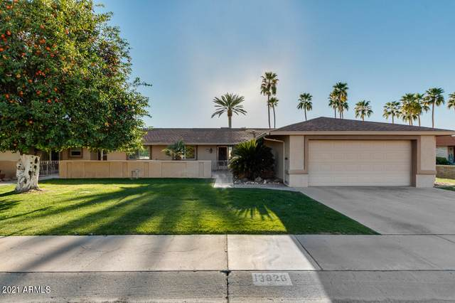 13826 N Crown Point, Sun City, AZ 85351 (MLS #6204178) :: Long Realty West Valley