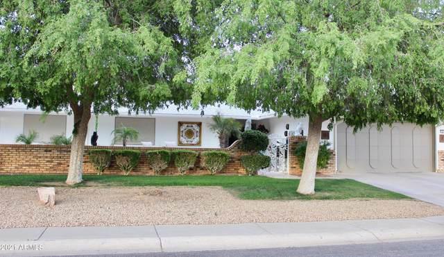 12810 W Copperstone Drive, Sun City West, AZ 85375 (MLS #6204190) :: The Dobbins Team