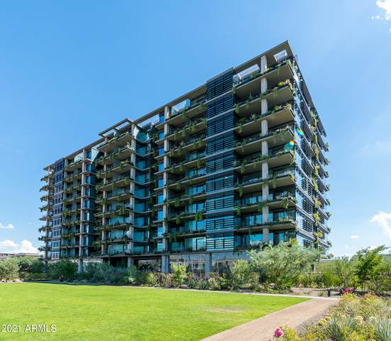 7120 E Kierland Boulevard #1110, Scottsdale, AZ 85254 (MLS #6204221) :: Executive Realty Advisors