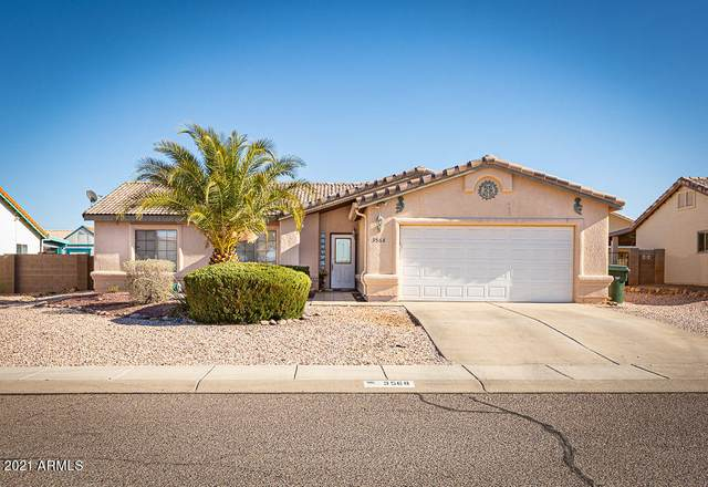 3568 Plaza De La Yerba, Sierra Vista, AZ 85650 (MLS #6204249) :: Yost Realty Group at RE/MAX Casa Grande