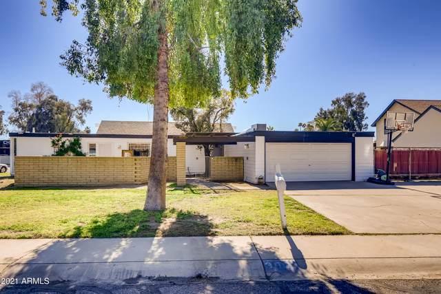 3001 W Clinton Street, Phoenix, AZ 85029 (MLS #6204256) :: Executive Realty Advisors