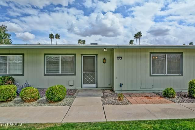 10876 W Santa Fe Drive, Sun City, AZ 85351 (MLS #6204278) :: The Ellens Team