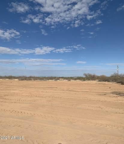 0 W La  Barranca Drive, Maricopa, AZ 85139 (MLS #6204297) :: Devor Real Estate Associates