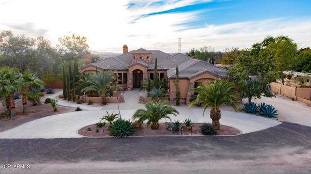 24014 N 104TH Avenue, Peoria, AZ 85383 (MLS #6204299) :: Service First Realty
