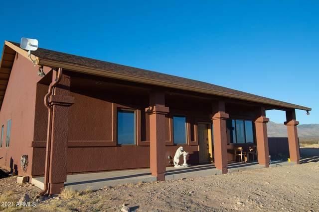 1250 S Packard Road, Bisbee, AZ 85603 (MLS #6204300) :: Executive Realty Advisors