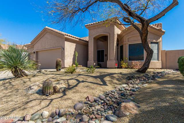 4831 E Fernwood Court, Cave Creek, AZ 85331 (MLS #6204322) :: Executive Realty Advisors