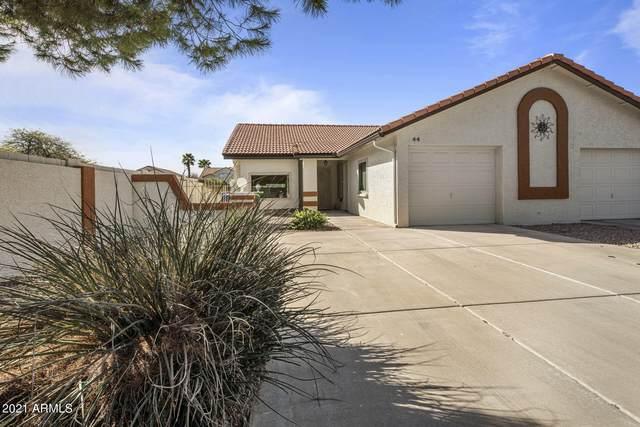 542 S Higley Road #44, Mesa, AZ 85206 (MLS #6204331) :: Long Realty West Valley