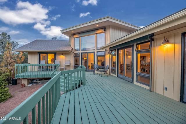 275 Canyon Shadows Drive, Sedona, AZ 86336 (MLS #6204338) :: Kepple Real Estate Group