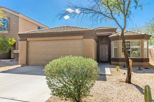 265 W Hawthorne Drive, Casa Grande, AZ 85122 (MLS #6204341) :: Kepple Real Estate Group